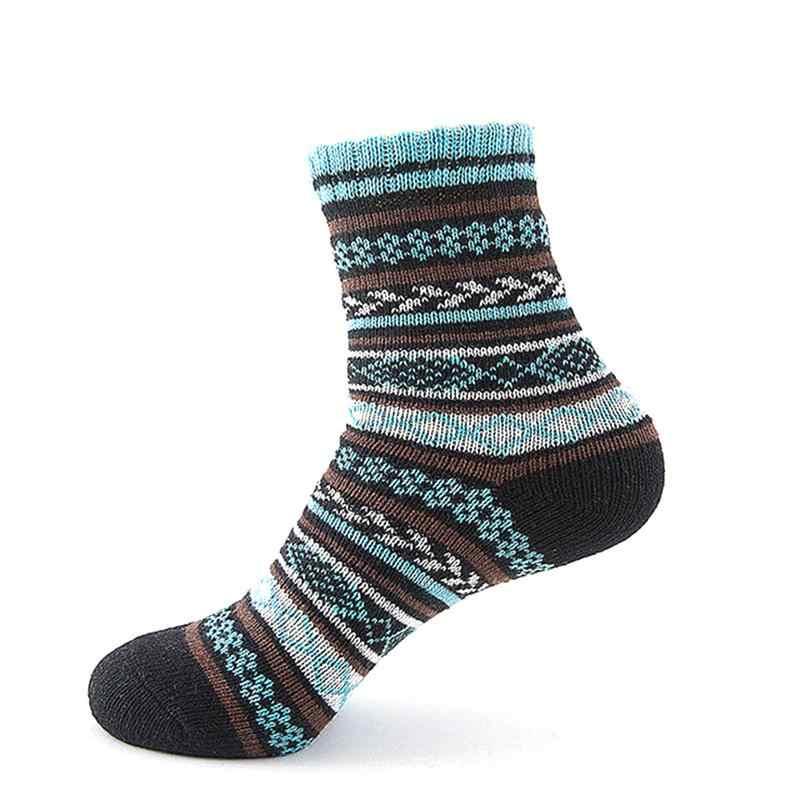 c4096512ff4f Fashion Colorful Happy Socks Men And Women Newly Soft Breathable Cotton  Warm Socks Casual Funny Socks