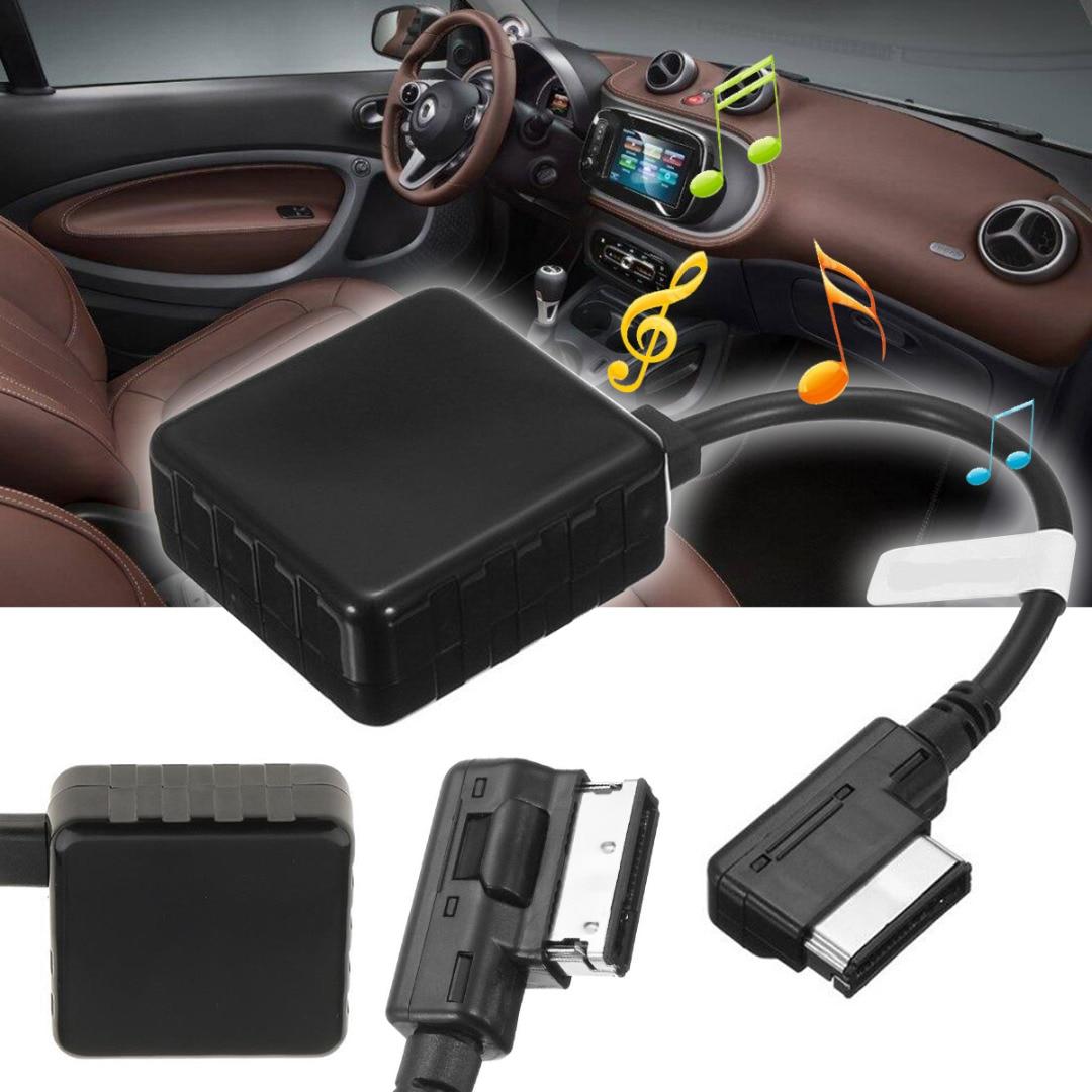 Mayitr 1 pc Dell'automobile di Musica di Bluetooth Adattatore Stream Professionale AMI MMI Connettore per Audi A6L A8L Q5 Q7 3G sistema MMI
