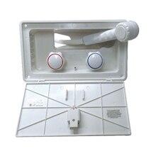 26,7*14,9*7,6 см белый RV внешний для вечеринки коробка комплект с анти-Сифон Вакуумный выключатель для лодки/Camper автодома/Караван Аксессуары