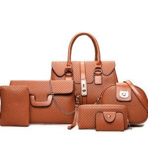 6pcs bag set for women 2019 Le