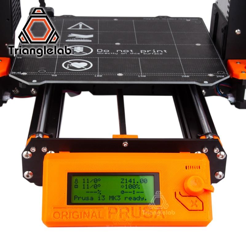 Triangle-laboratoire Clonés Prusa I3 MK3 MK2.5 kit complet 3D imprimante bricolage - 4