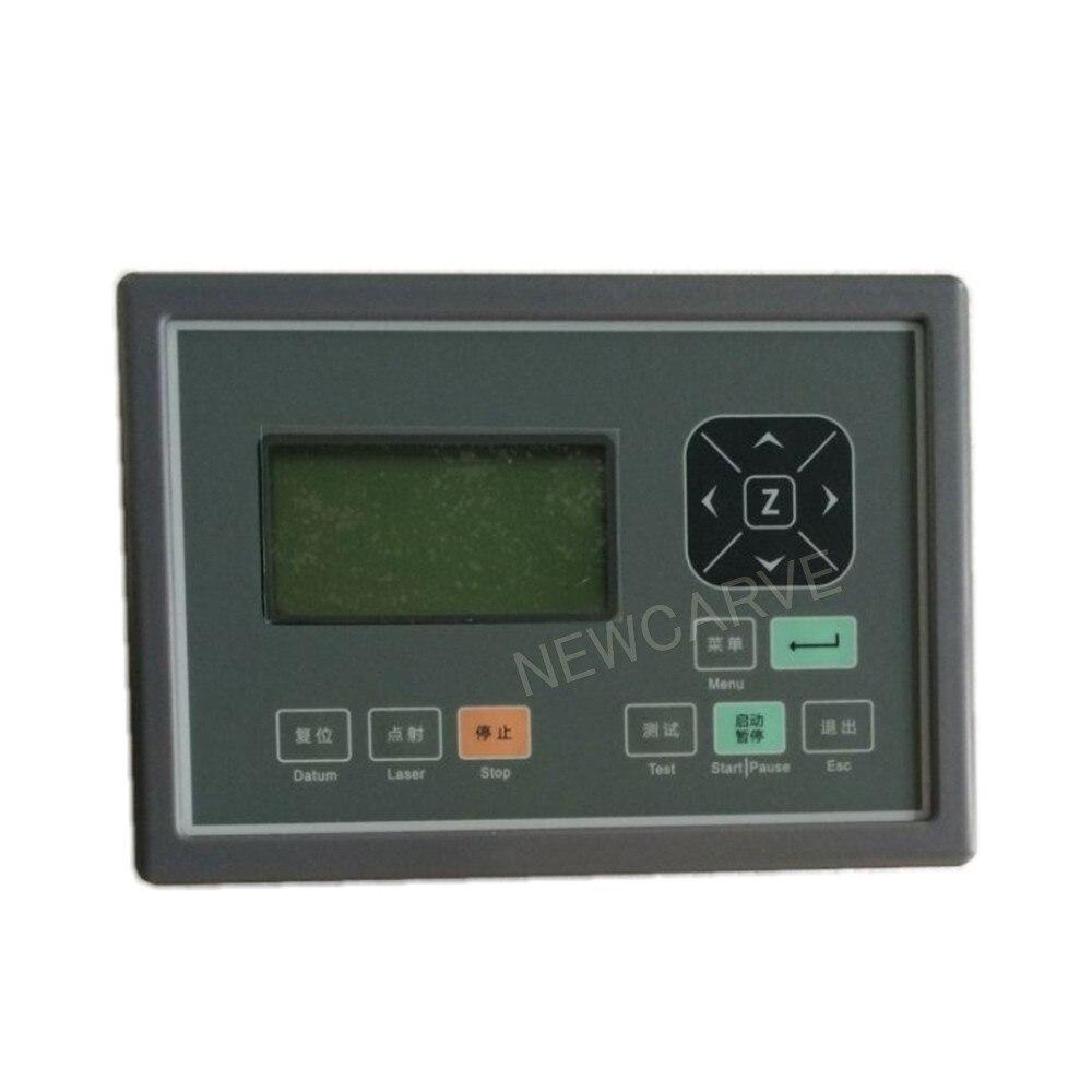 Купить с кэшбэком Leetro MPC6585 CO2 Laser Controller For Laser Cutting Machine NEWCARVE