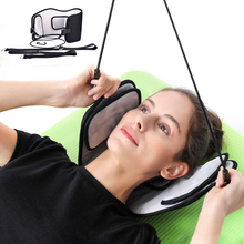 Neck Brace Headache Back Shoulder Pain Relief Hammock Cervical Traction Device Muscle Massage Stretcher