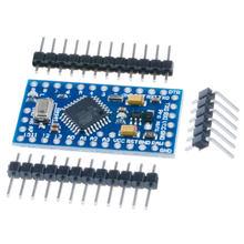 OcioDual PRO MINI ATMega328 16 MHZ Compatibles 5 V 100% ARDUINO 16 MHZ Méga 328 P Mini Pro Réglable Compat 328 P 5 V Puce OEM MHz M