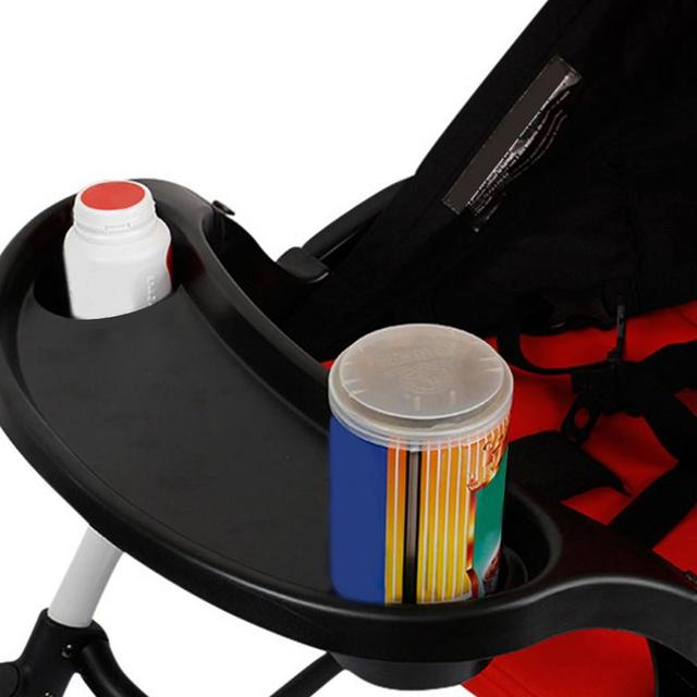 Baby stroller accessories dinner table tray carriages bottles holders pram cup holder plates table plate accessoire poussette o3