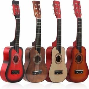 25 inch Mini Wooden Guitar Aco