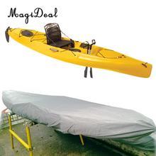 Stockage imperméable de Kayak de couverture de Kayak de Protection UV pour des accessoires gonflables de canot de bateau de pêche de Kayak de canoë