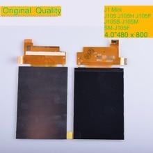 10 teile/los Für Samsung Galaxy J1 mini J105 J105H J105F J105B J105M SM J105F SM J105M LCD Display Screen Monitor SM J105