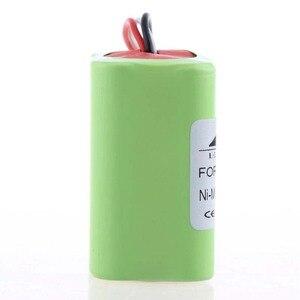 Image 2 - Eleoption batterie de remplacement pour aspirateur 7.2V, 2500mAh de haute qualité pour IRobot Roomba Braava 380 et 380T, nouveau