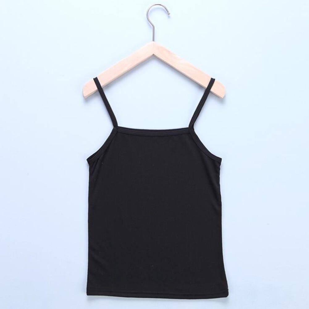 Female Summer Sexy Camisole   Tank     Tops   Women's Slim Stretchy Spaghetti Strap Sleeveless O-Neck Basic Plain Vest   Tops   Shirt Vests