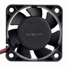 3 Pcs/lot Gdstime 40mm x 10mm 2Pin 0.1A 5V DC Brushless Ball Bearing Cooling Fan