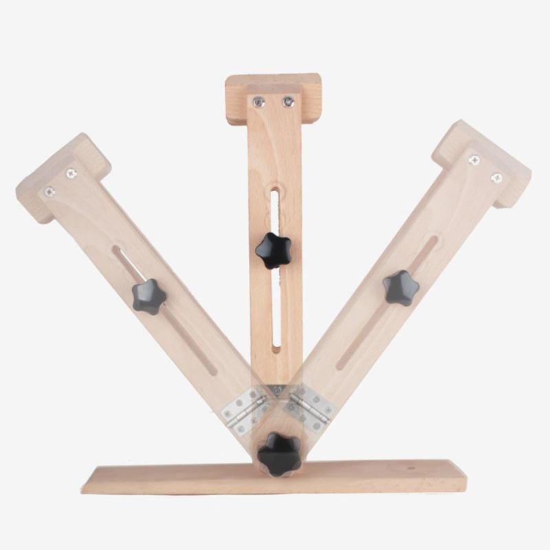 DIY Регулируемый кожаный зажим для шнуровки для сшивания, инструменты для шитья, новый стиль, инструменты для шитья