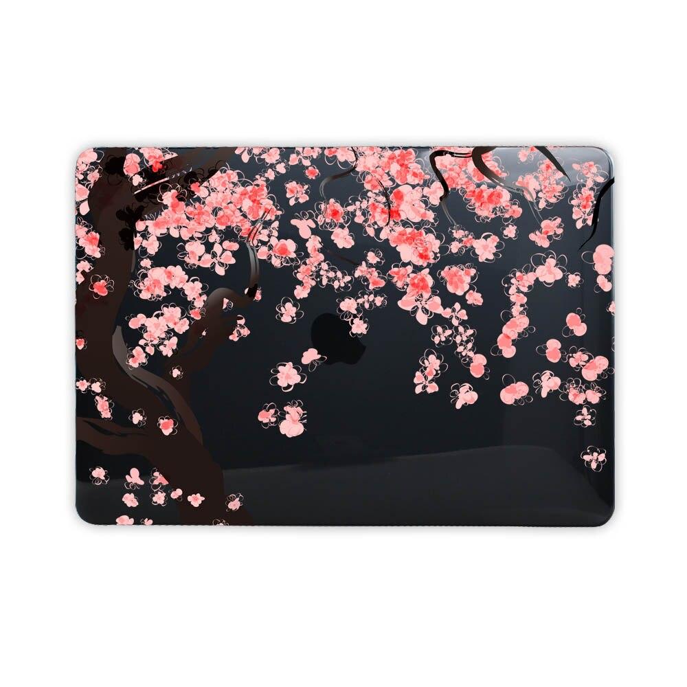 Cherry Blossom MacBook Air үшін қағазды басып - Ноутбуктердің аксессуарлары - фото 5