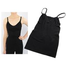 Slimming Vest Weight Loss Fat Burning Fitness Body Black Color Vest Corset Body Shaper Chest UP Girly Stretch Yuga Exercise Vest
