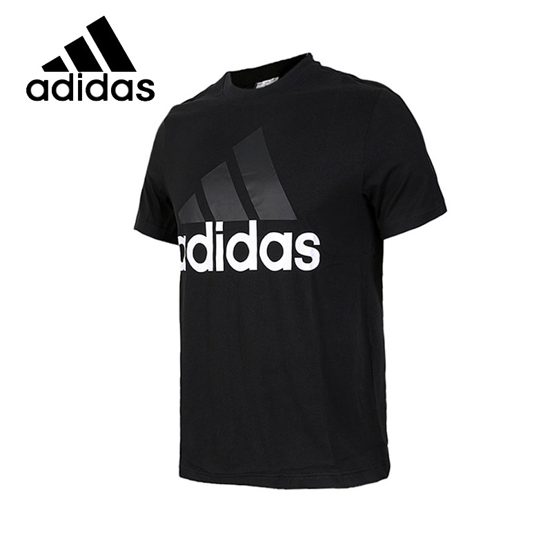 Adidas Original New Arrival Light Leisure Men's Running T-shirts Breathable Fashion Casual Sportswear #S98731