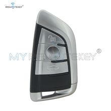 Remtekey 5FA011926-30 9367398-01 Smart key for BMW X5 X6 2014 2015 3 button 315Mhz remotekey n5f id2a 4 button 434mhz smart key for bmw x5 x6 2014 2015 2016 2017