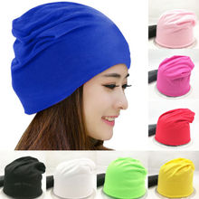 Fashion Beanie Hat Mens Womens Slouch Winter Woolly Ski Knitted Turn Up Neon  Warm Caps( 2c43037a0d02