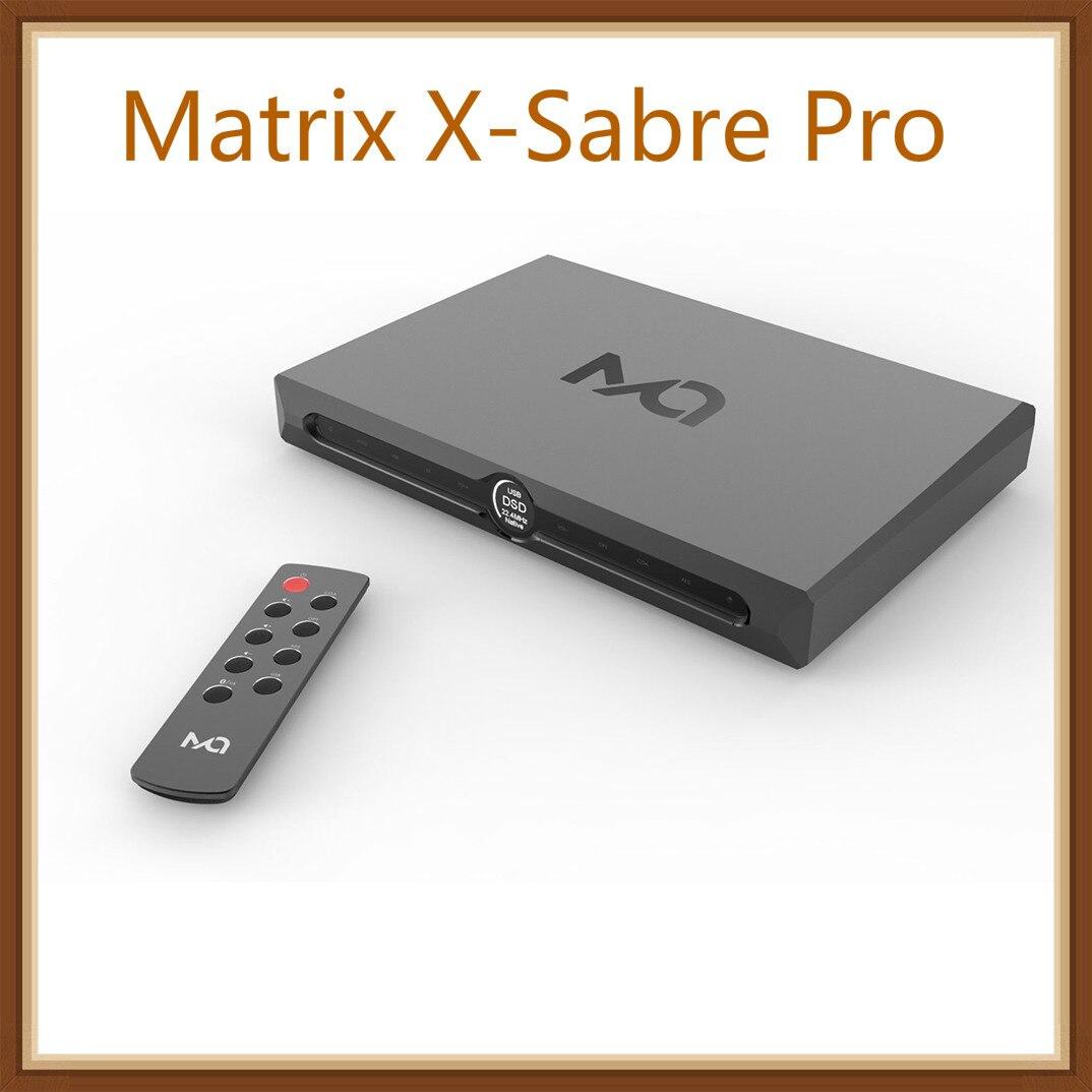 Matrice X-Sabre Pro ESS9038PRO 32Bit/768 kHz DSD1024 PCM768 Audio DAC 110 V à 250 V