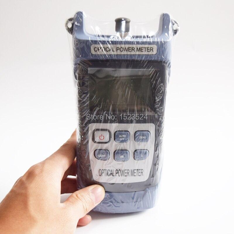 12 pcs/ensemble FTTH Fiber Optique Outil Kit avec Fendoir De Fiber-70 ~ + 10dBm Puissance Optique Visual Fault lcator 10 mw - 2