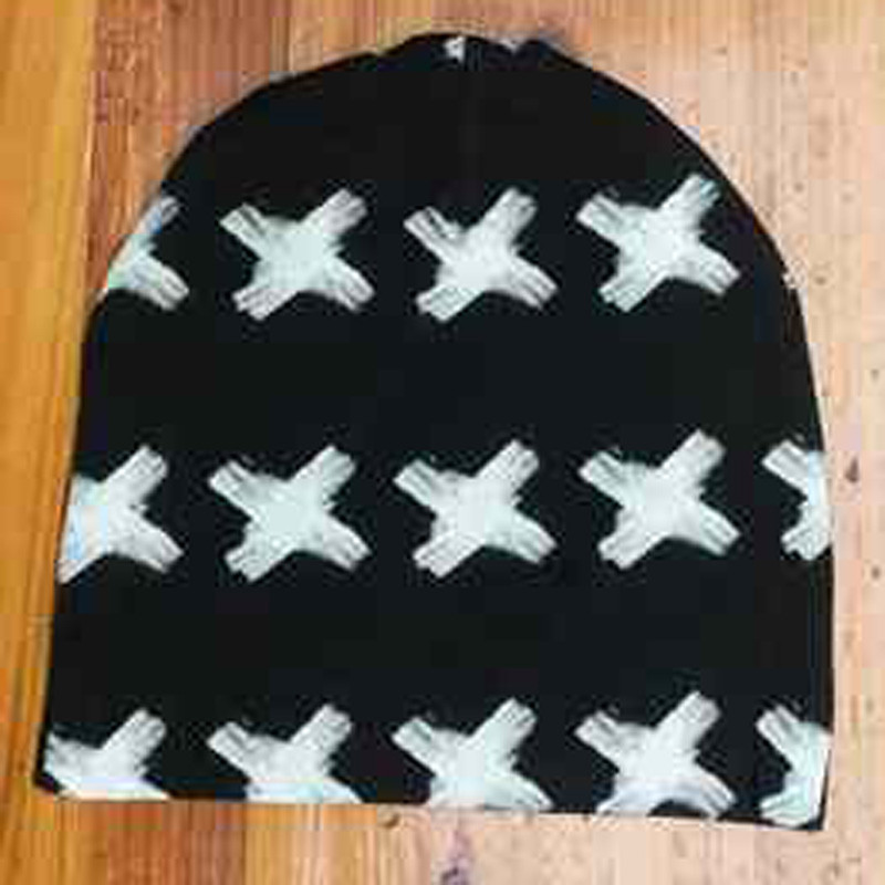 Cool Fashion Toddler Kid Girl&Boy Baby Winter Warm Crochet Knit Hat   Beanie   Cap Black X