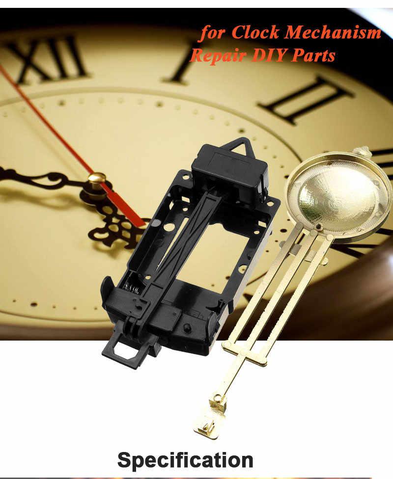 นาฬิกาอุปกรณ์เสริมนาฬิกา Wiggler พร้อมลูกตุ้มนาฬิกาควอตซ์ Wiggler สำหรับกลไกนาฬิกา DIY อะไหล่