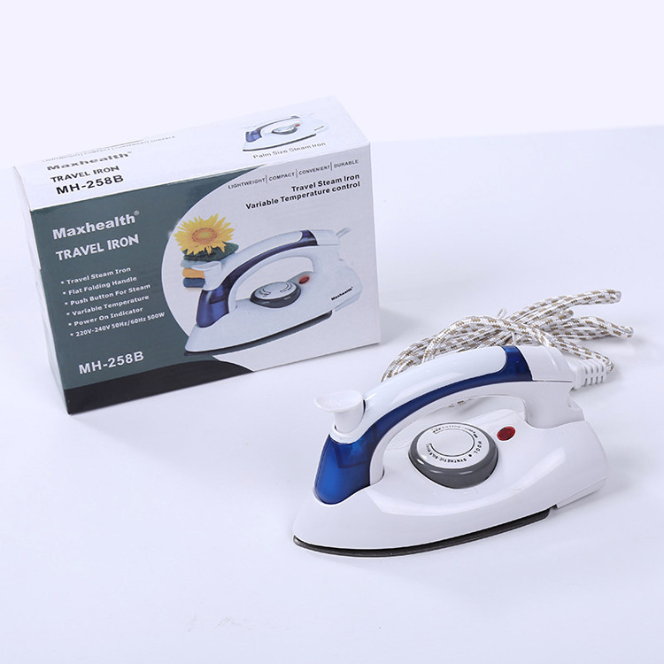 Electric Iron Steam Household Small Household Electrical Appliances Portable 258 Iron Mini Travel Hand-Held Electric IronElectric Iron Steam Household Small Household Electrical Appliances Portable 258 Iron Mini Travel Hand-Held Electric Iron