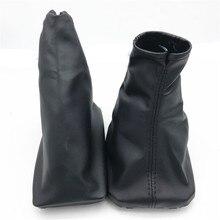 For OPEL CORSA C (01 06) TIGRA B (04 12) COMBO C (01 11) Gear Shift Knob Gaiter Boot Cover Case Handbrake Dustproof Cap