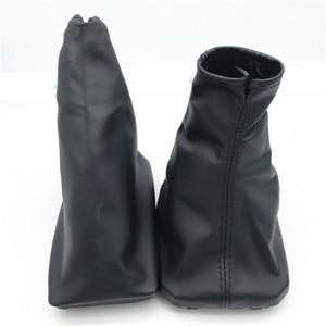 Image 1 - For OPEL CORSA C (01 06) TIGRA B (04 12) COMBO C (01 11) Gear Shift Knob Gaiter Boot Cover Case Handbrake Dustproof Cap
