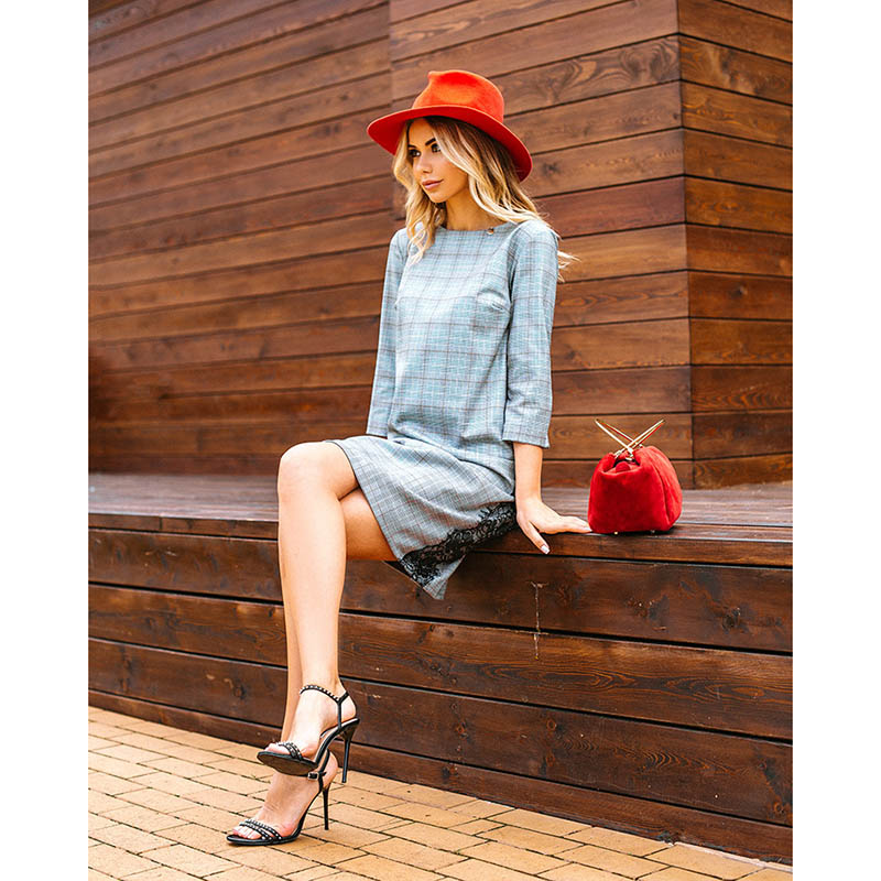 dress  Bezko BP 2073 Women's clothes women stylish long sleeve cowl neck bodycon solid color women s dress