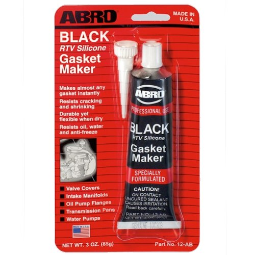 все цены на Sealant gasket black 85g ABRO (China) Masters онлайн