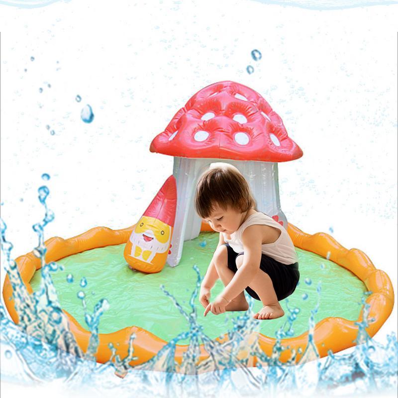 Bébé océan balle piscine ménage gonflable sable piscine intérieure jouer piscine enfants jouet bébé extérieur jouets bébé mignon
