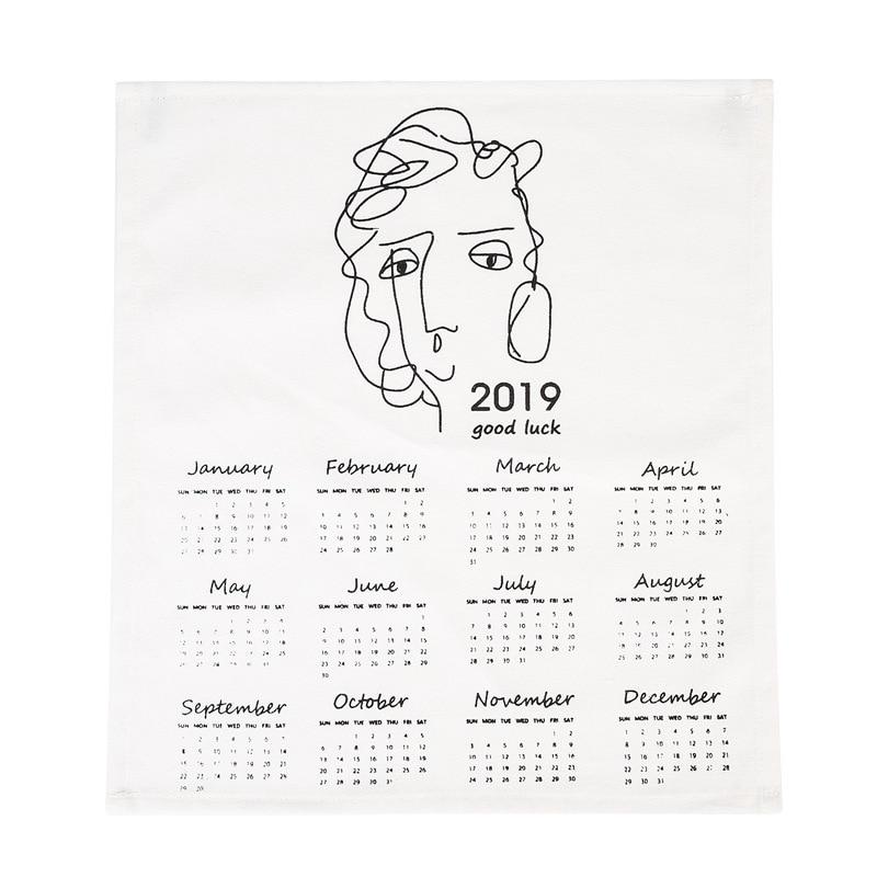 Calendars, Planners & Cards Calendar Kicute Vintage Mediterranean Style Wood Perpetual Calendar Diy Calendar Art Crafts Home Office School Desk Decoration Gifts Complete Range Of Articles