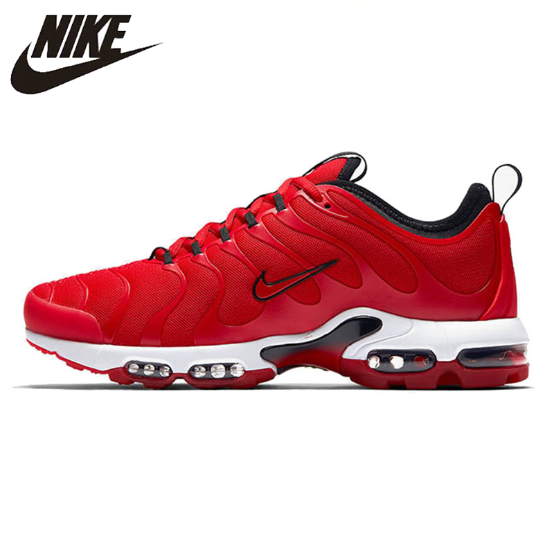 Nik Air Max Plus Tn Ultra 3M Original Men's Running Shoes Breathable New Arrival Outdoor Sports Sneakers #898015-600