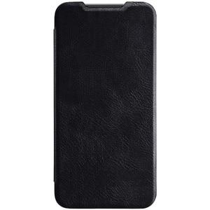 Image 4 - Para Xiaomi mi 9 SE casos wake up inteligente Nillkin Qin Série wallet Virar capa de Couro caso capa protetora para Xiaomi mi9 SE caso
