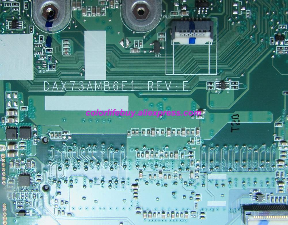 Image 4 - Genuine 828432 601 828432 001 DAX73AMB6E1 w A8 7410 CPU UMA Laptop Motherboard for HP ProBook 455 G3 Series NoteBook PC-in Laptop Motherboard from Computer & Office