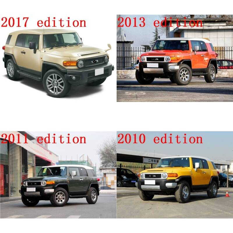 Funda Asientos Coche Car styling Protector Car Car covers Auto Accessories Automobiles Seat Covers FOR Toyota FJ Cruiser in Automobiles Seat Covers from Automobiles Motorcycles