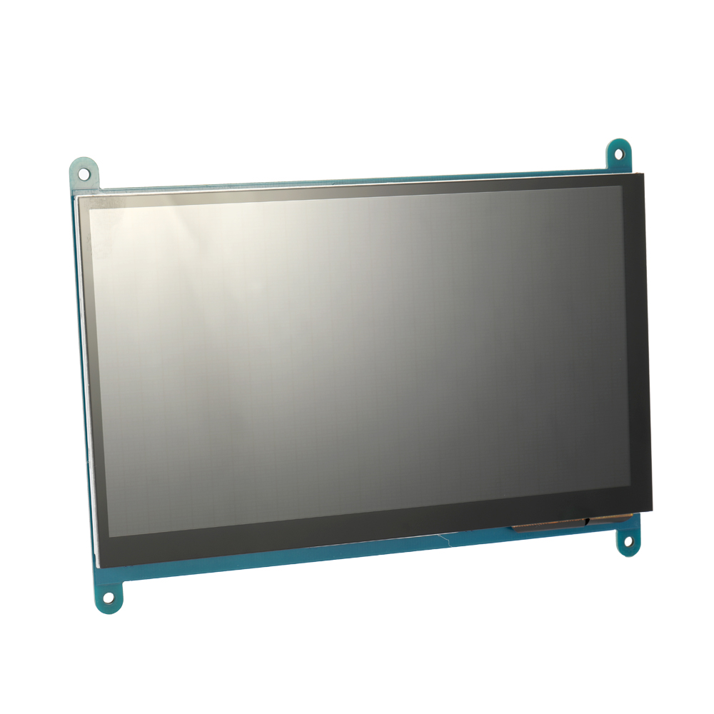 7 pouces LCD Toucher Écran Module pour Raspberry Pi 1024*600 Affichage-C Soutien Différents Systèmes DIY Module kit