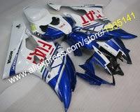 Hot Sales,#46 Fairings For Yamaha YZFR6 2006 2007 YZF R6 popular bodywork kit YZF R6 motorbike cowling 06 07 (Injection molding)