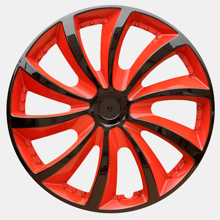 OHANEE car Hubcap For Rims 15 Inch Universal Fit Car Iron Wheel Caps Hub Cap Auto