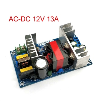 AC 100-260V to DC 12V 13A  150W switching power supply module AC-DC