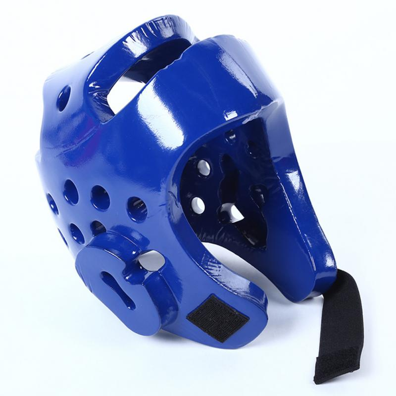 Children Unisex Taekwondo Helmet Kickboxing Helmet Sports Accessory Kungfu