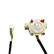 Home gas thermostat water heater flow sensor Budweiser intelligent sensorless
