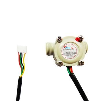 цена на Home gas thermostat water heater water flow sensor Budweiser intelligent sensorless water flow sensor