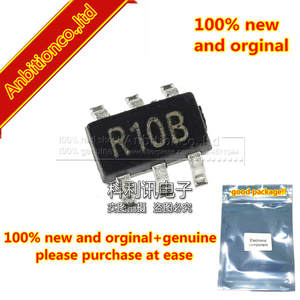 10pcs 100% new and orginal REG710NA-5 silk-screen R10B 60mA, 5.0V, BuckBoost Charge Pump in ThinSOT-23 and ThinSOT23-6 in stock