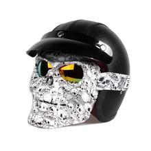 Adeeing мотоциклетные очки шлем маска для верховой езды на открытом воздухе мотокросса черепа ветрозащитные ветровые очки Goggle мотоциклетные очки