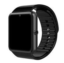 цены на Original Smart Watch GT08 Clock Sim Card Push Message Bluetooth Connectivity For Android IOS apple Phone PK Q18 DZ09 Smartwatch  в интернет-магазинах