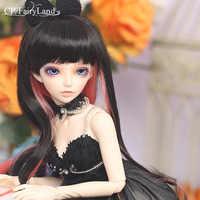 Fairyland fl celine fullset bjd boneca 1/4 minifee bonecas modelo menina de alta qualidade silicone resina brinquedos presentes msd luts pacote