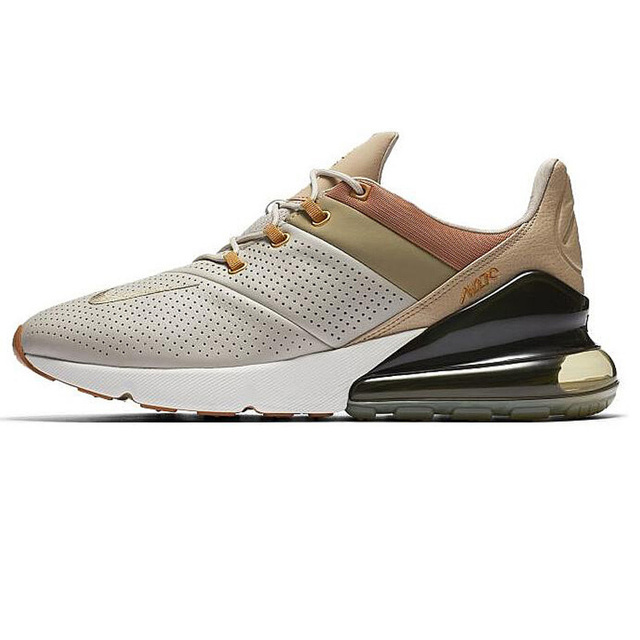 Nike Original New Arrival Air Max 270 Premium Men's Running Shoes Breathable Durable Sneakers AO8283
