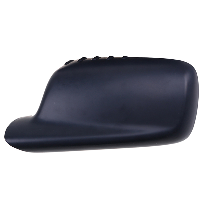 Abs Black Side Rearview Mirror Cover Trim Door Rear View Mirrors Frame Car Accessories Fit Bmw E46 E65 E66 E67(Left)