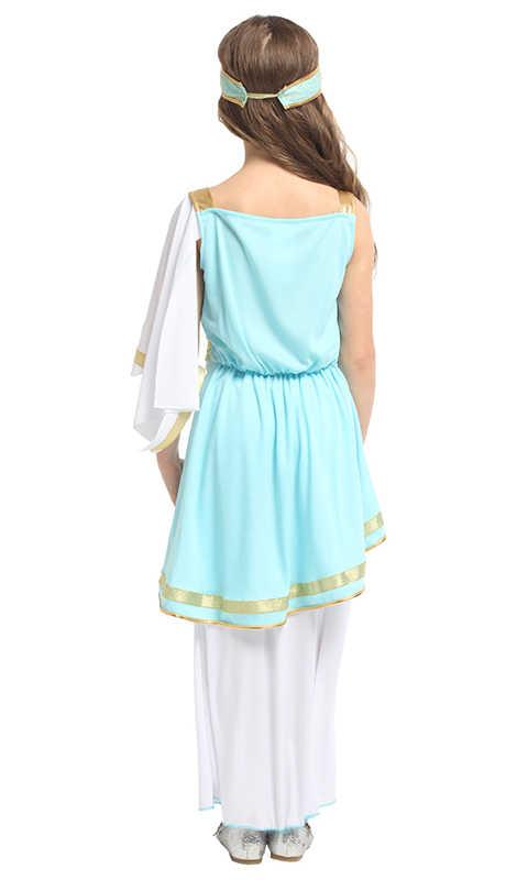 Хэллоуин Дети Девочка Лампа Алладина костюм аравийская принцесса косплей живота танцевальный карнавал Вечеринка нарядное платье
